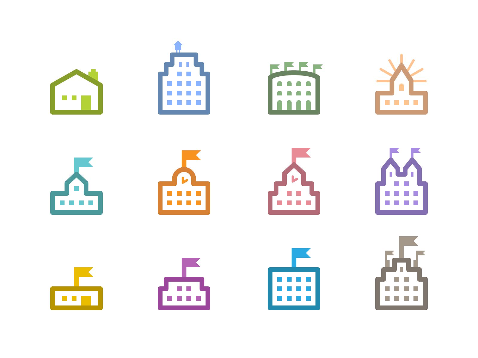 Icons communities