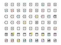 Icons activity