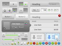 UI Kit Sample (Supple)