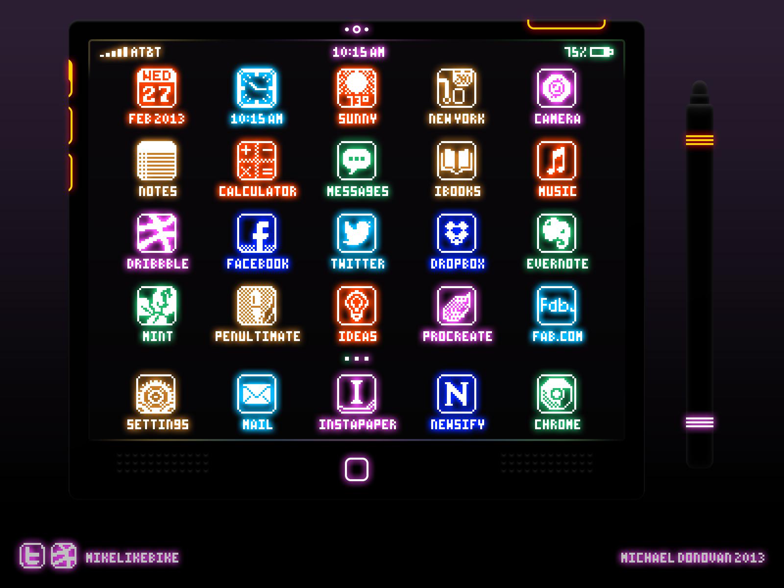 Ipad electronica  4x