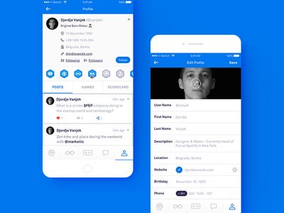 invstr — User Profile