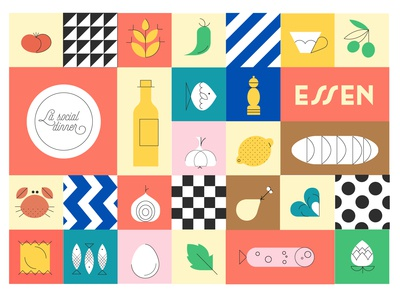 Branding for a food related project