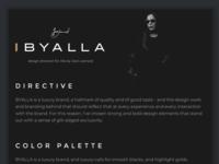 BYALLA - Design Brief