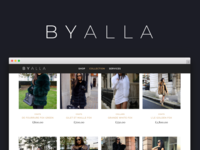 ByAlla - Identity Design & Creative Direction