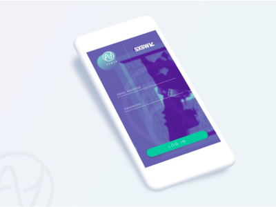 UI Design - Festy App - SXSW 2018