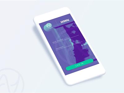 UI Design - Festy App - SXSW 2018 design minimal app leonard jack festypay festy
