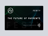 Contactless Crypto Card Design