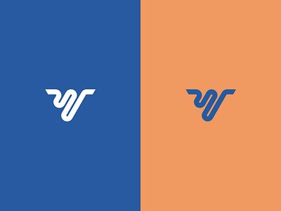 W Mark - Exploration brand branding alphabet alphabeth logos concept exploration logo mark letter w