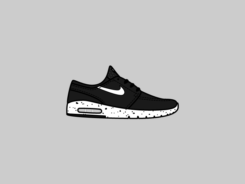 Variante Tanzania Paso  Things I Love - Nike Sb Stefan Janoski Max by Mathijs Lemmers on Dribbble