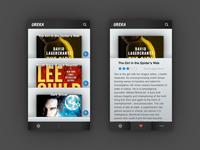 Ureka App Design