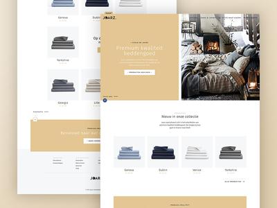 Joarz Website  Concepts