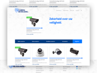 Camera Security Homepage Layout