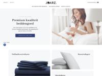 Joarz homepage verticalnav 2x