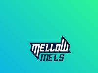 Mellow mels logo gradientbg2