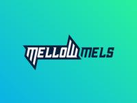 Mellow Mels Logo Type