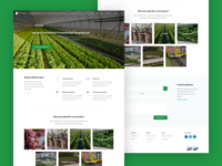 Agro Company Website