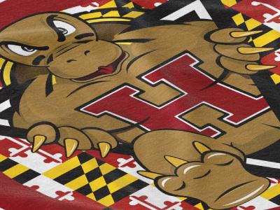 Harlem Meets Maryland | End of Year Shirt Design 2016 dc hva harlem village academies college park umdterps terps terrapins umcp umd university of maryland universityofmaryland maryland