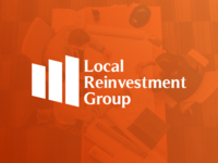 Local Reinvestment Group Logo Design