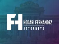 Hodari Fernandez Attorneys Logo Design