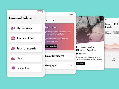 Marketing App Template for Fliplet enterprise apps b2b apps marketing apps