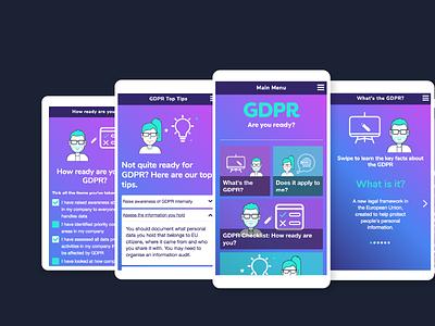 GDPR App by Fliplet gdpr enterprise apps b2b