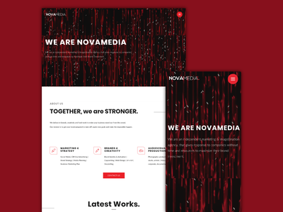 NOVAMEDIA. Marketing & Image(i)nation
