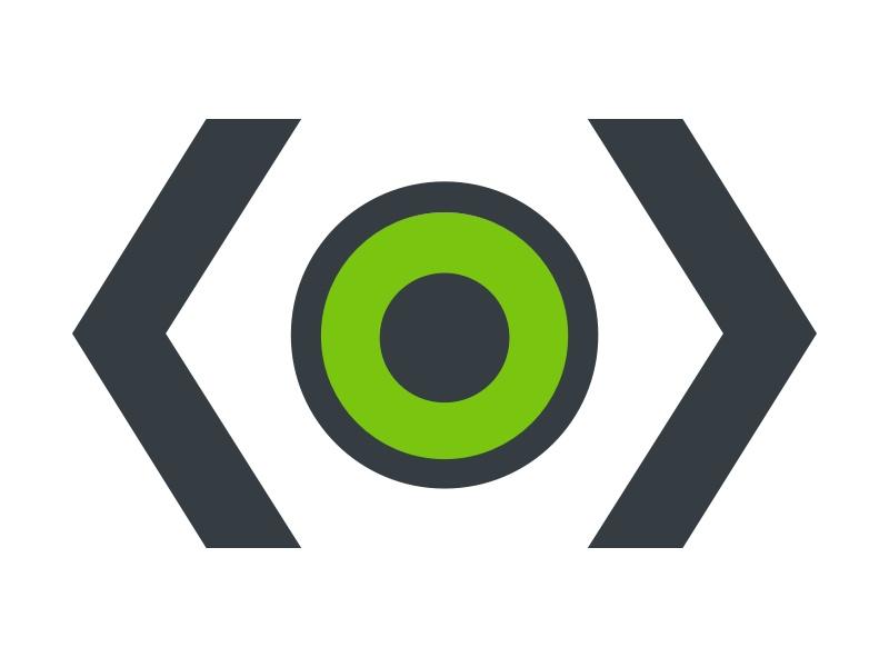 Nucleus Icon nucleus icon framework web eyeball front end deloitte digital