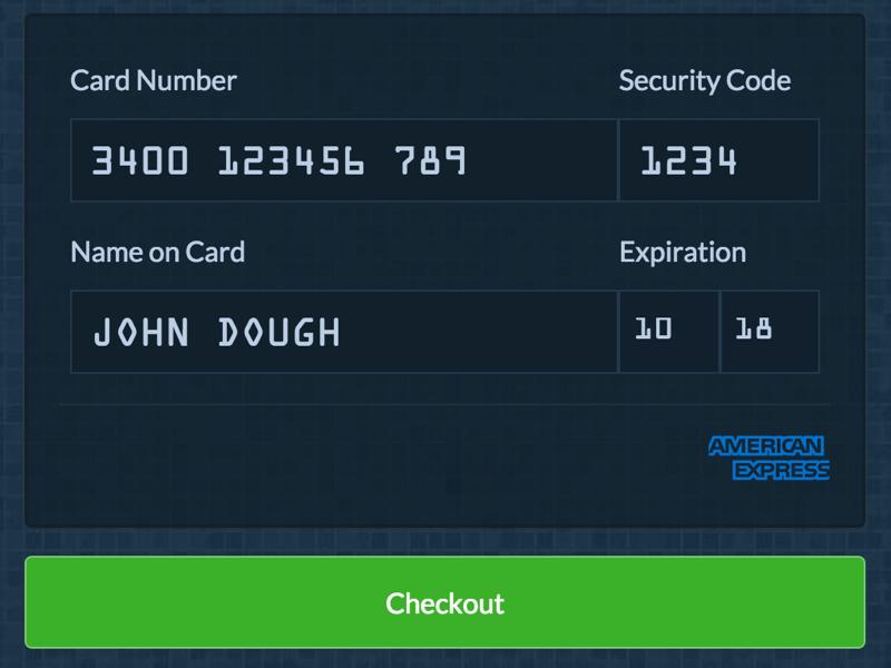 Creditcard 002