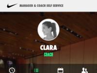Nike home mobile