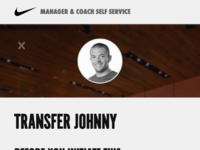 Nike transfer mobile