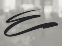 E Logomark