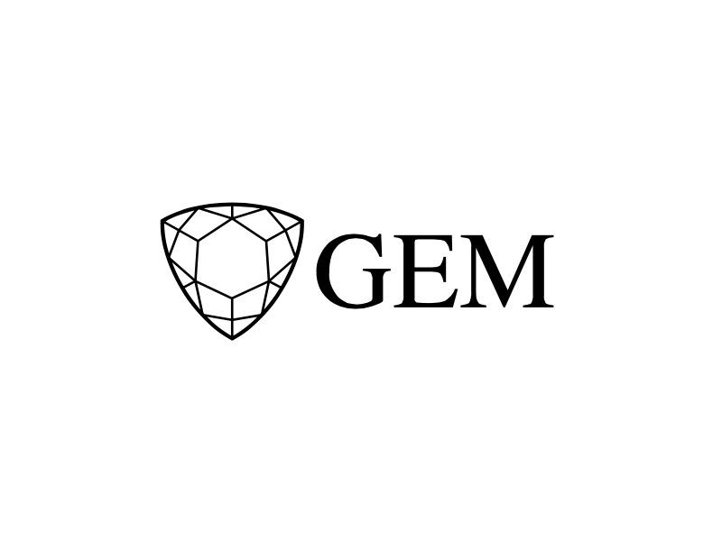 Gem squarespace logo fiction gem