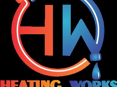 Heating works logo
