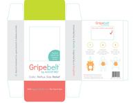 Gripebelt Packaging Design