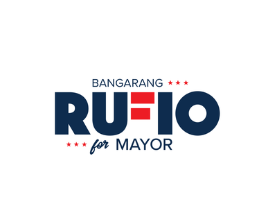 Vote Rufio for Mayor - Bangarang!