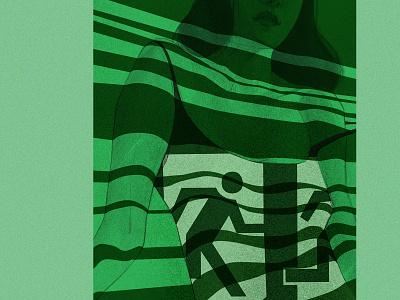 Escape drawing editorial illustration digital art illustration