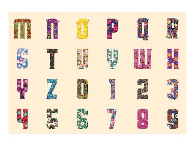 36daysoftype 2021 typeillustration typography design traits flowerillustration positivevibes colour brightcolours design practise digital illustration illustration