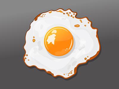 The Super Half Boiled Egg character flat vector illustrator design creativity illustration art