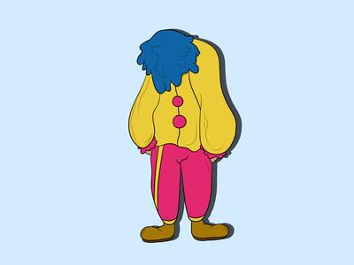 Clown - I can't see myself