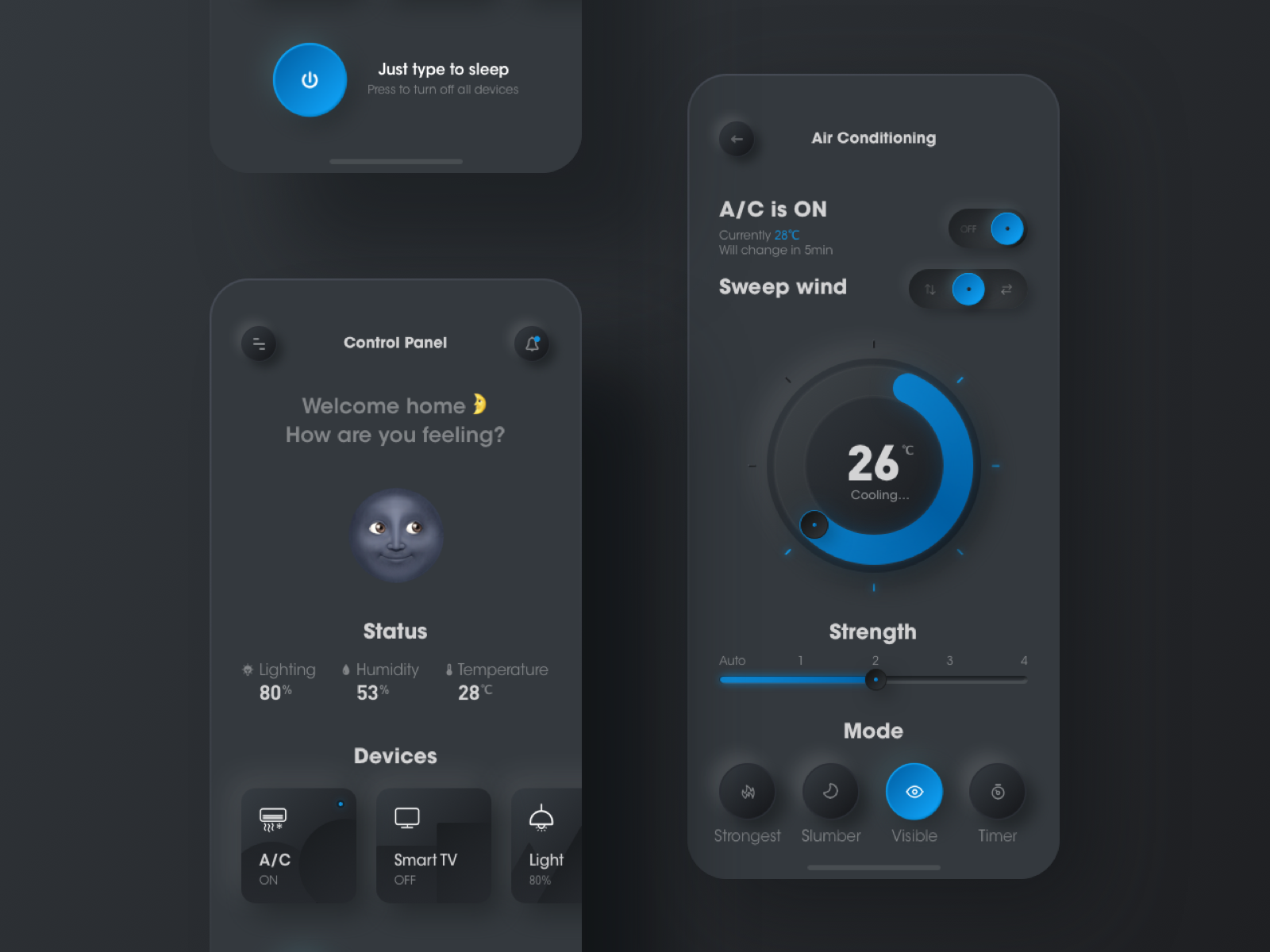 Smart Home By Jans On Dribbble