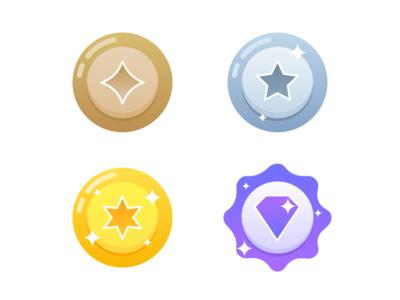 Badge Illustrations