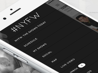 New York Fashion Week: The Shows Official App