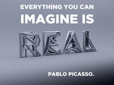 Quote (Picasso)
