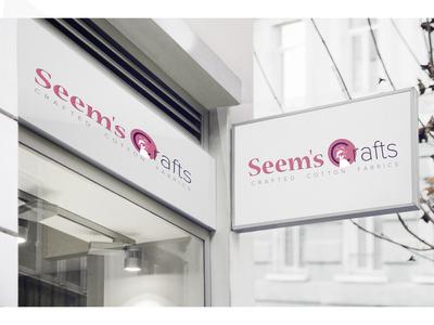 Seem's Crafts Logo