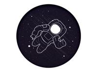 Ioptron cosmonaut