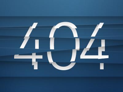 NCC  404  nokia web 404 error