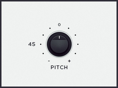 WEGA 51K UI — 45 Pitch ui ux wega dial button pitch 45 ps