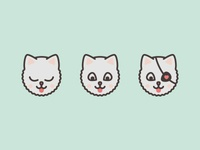 Pictograms for me and my friends — Kitty