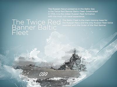 Kaliningrad App — The Twice Red Banner Baltic Fleet ios ipad presentation the twice red banner baltic fleet