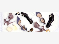 In Her Shoes Landing Page